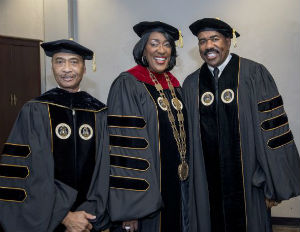 Steve Harvey Delivers Commencement Address at Alabama State