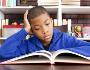 Barbershop Books Provides Reading Spaces for Boys