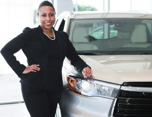 Amber Woods Is Learning To Drive Her Father's $177 Million Black-Owned Auto Dealerships