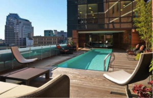 Boston Rooftop Pool_T.Bernie