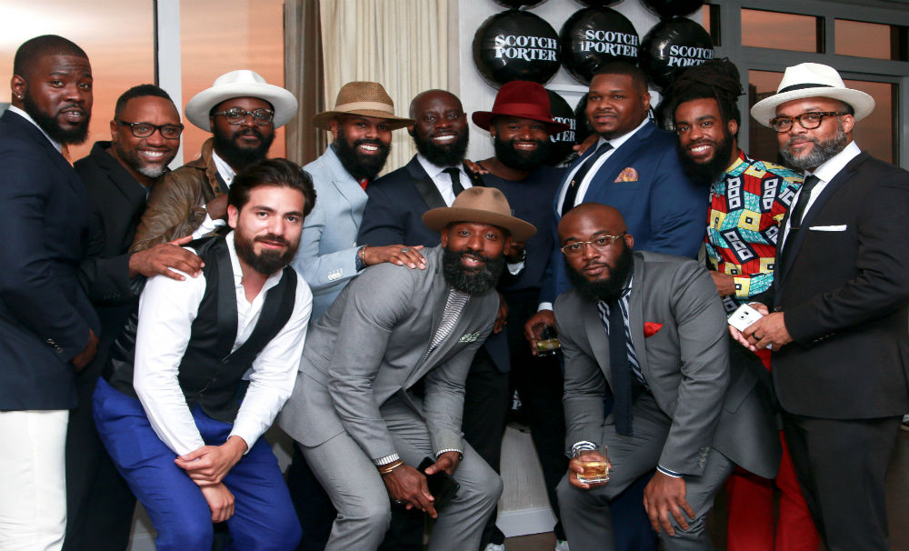BE Modern Man: Scotch Porter Launches New Skin Care Line During NYFW:Men's