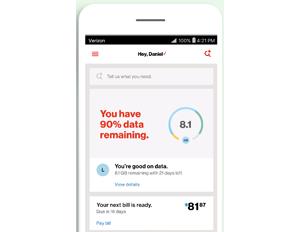 BE Test Drive: My Verizon App