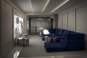 New York City Private Screening Room_T.Bernie