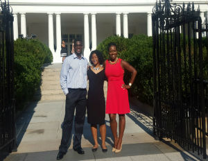Two Chicago Scholars Attend White House 'Beating the Odds' Summit