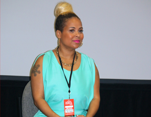 Sabrina Peterson Talks being on Essence Festival Panel and Oprah's Life Changing Speech