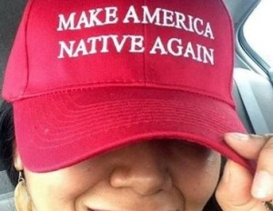 Entrepreneur Creates 'Make America Native Again' Hat To Counter Trump Supporters