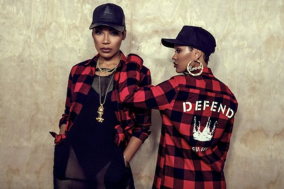 Celebrity Siblings Meagan and La'Myia Good Fuse Philanthropy and Fashion