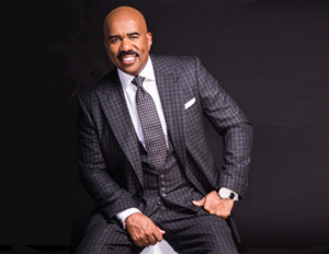 Entrepreneurs Wanted For Steve Harvey's New Competition Show On ABC