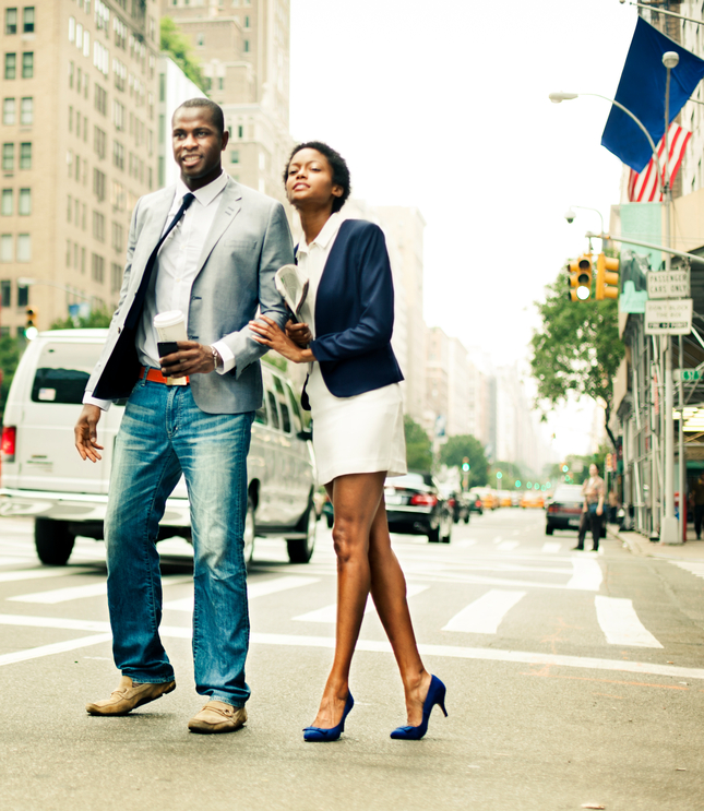 """Competing Ambition: Five Ways to Overcome Common """"Power Couple"""" Struggle"""