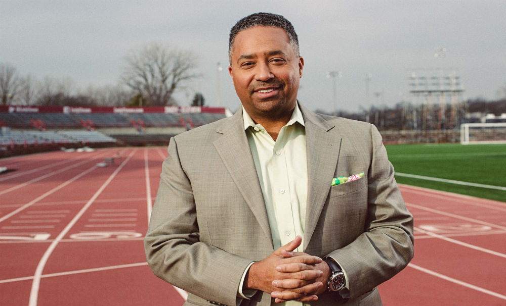 [Passion to Purpose]: Max Siegel, CEO of USA Track & Field