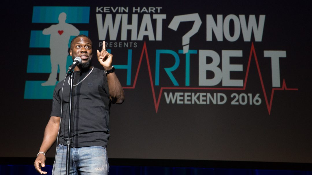 BE Modern Man Recap: Kevin Hart's Popular HartBeat Weekend