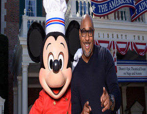 Disney Brings Out the Black Celebrity Chefs
