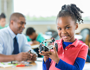 How Hip-Hop Can Engage Black Kids in STEM Education