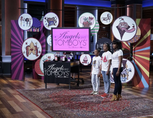 Black Female Entrepreneurs Shine on ABC's 'Shark Tank'