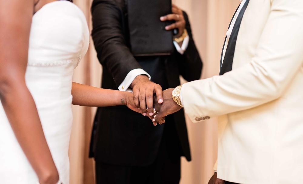 Darryl Wilson, Jr., Breaks Down the Perfect BE Modern Man Wedding