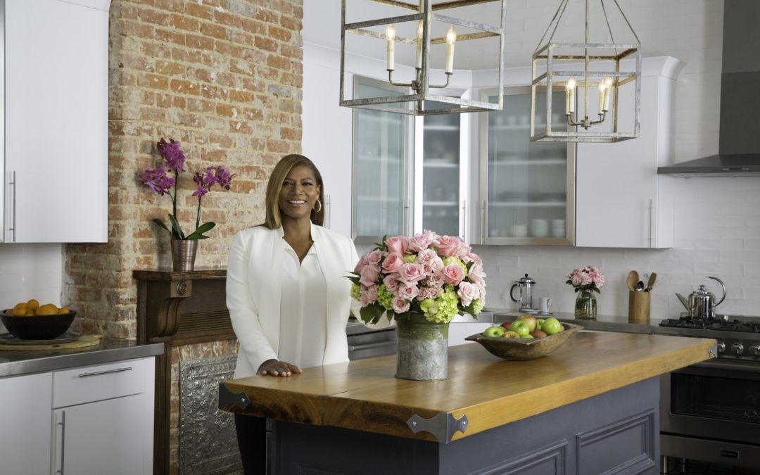 Add This to Your Shopping List: Queen Latifah's New Line of Flowers