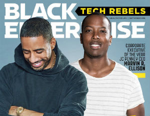 Tristan Walker Experiences Full Circle Moment With Black Enterprise