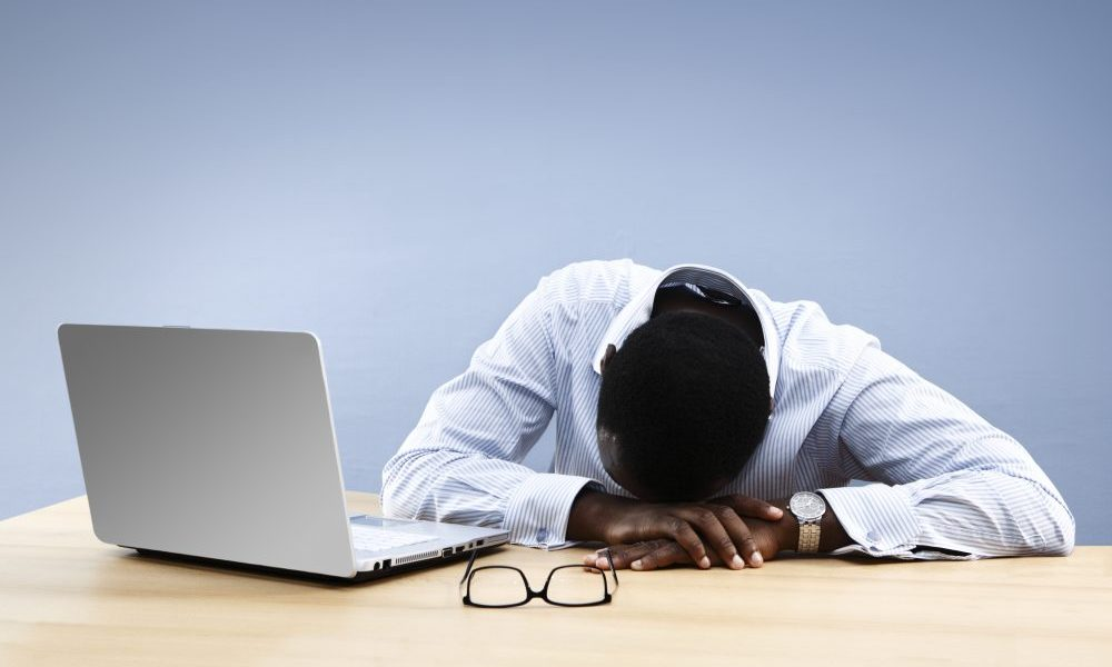 Black Professionals Sleep Less Than Whites