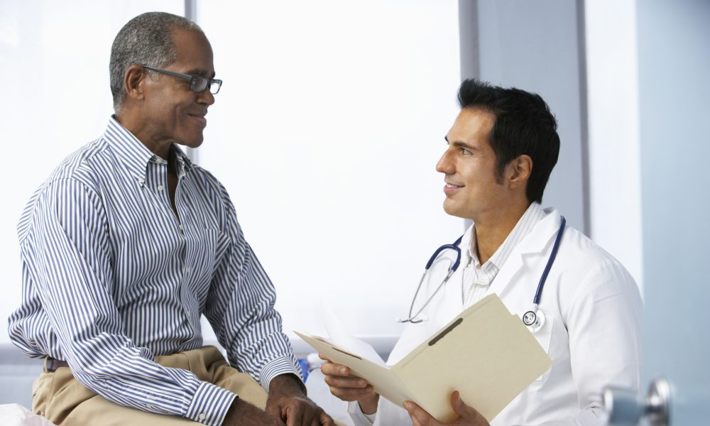 Black and Latino Men Less Likely to Get Treatment for Prostate Cancer