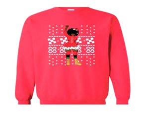 Startup Launches Ugly Sweater Line to Empower Black Entrepreneurs