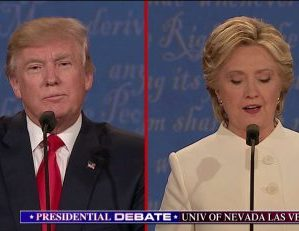 The 'HOT TOPICS' at the Third Presidential Debate