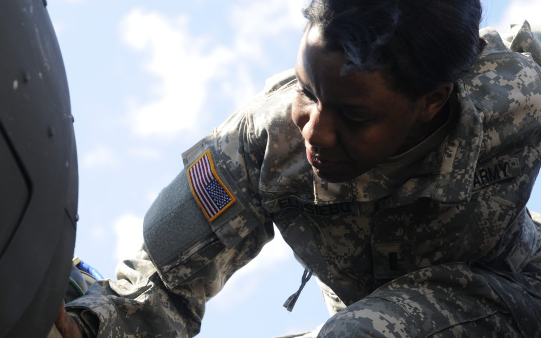 Black Women in the Military to Honor