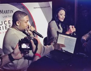 DJ Mustard Goes Live at the Rémy Producers Series