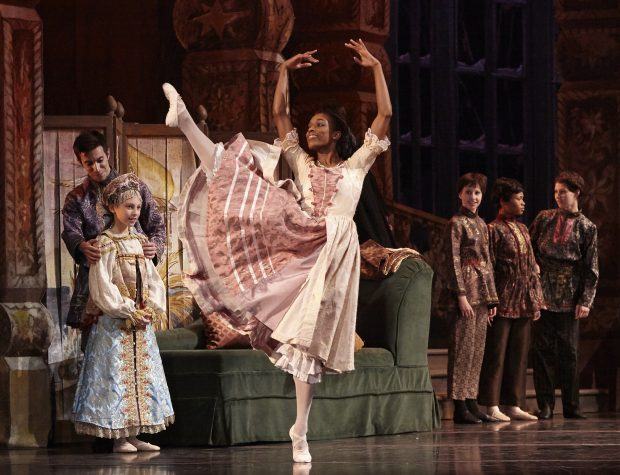 Atlanta Ballet's dress rehearsal of Nutcracker cast C & E