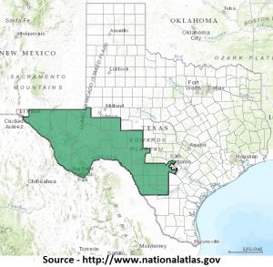 Texas 23rd Congressional District - BE 2