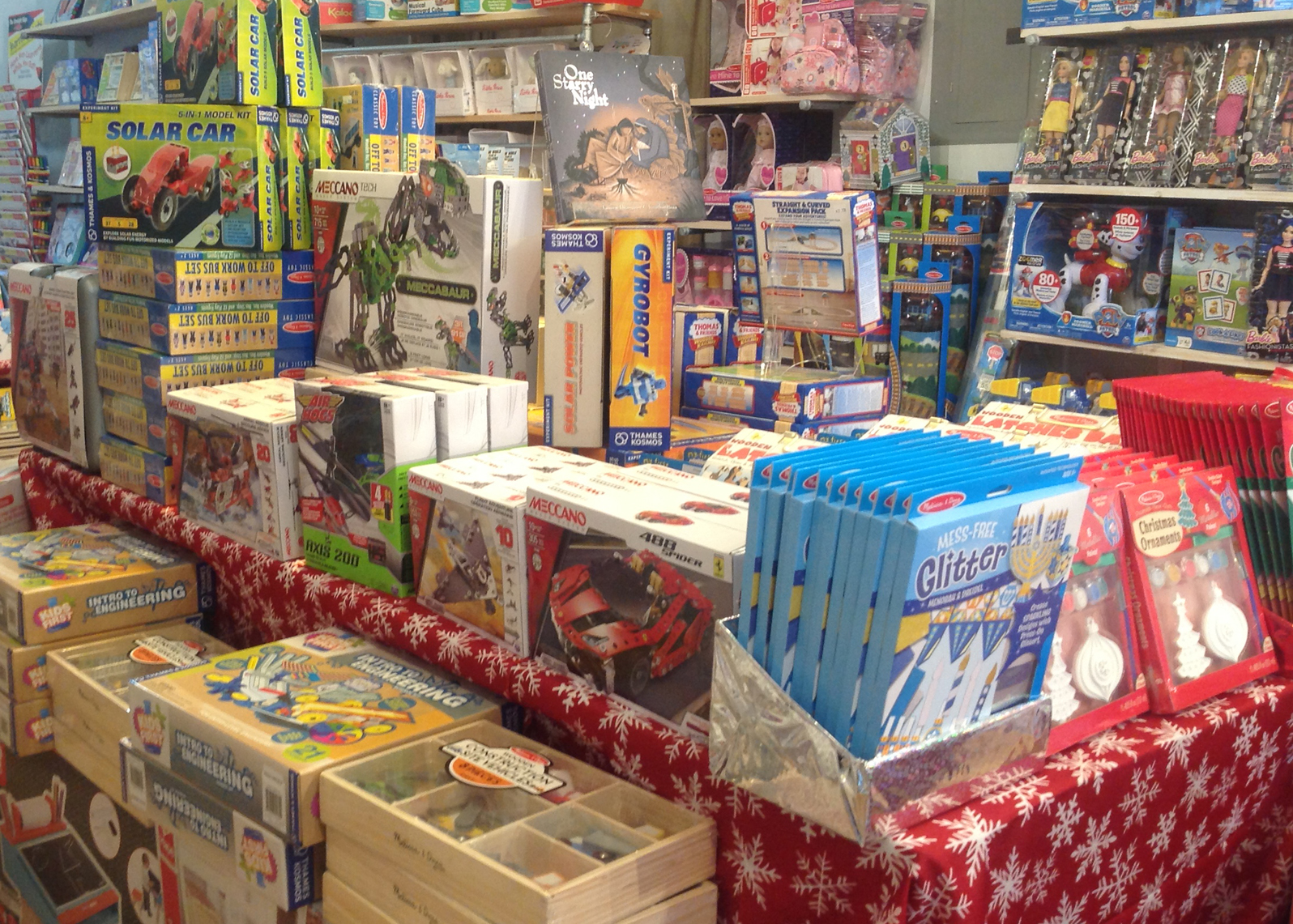 Black Store Owner Finds A Successful Niche In Selling Toys