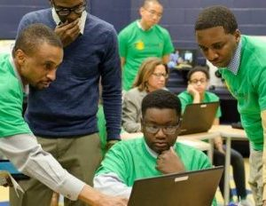 CodeCrew Equips Underserved Kids With STEM Training