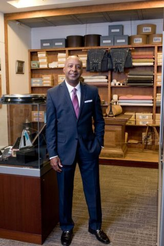 JCPenney CEO Marvin Ellison at JCP Headquarters (Photo: Jesse Hornbuckle)
