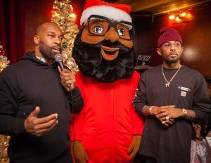NBA All-Star Baron Davis and the Black Santa Movement