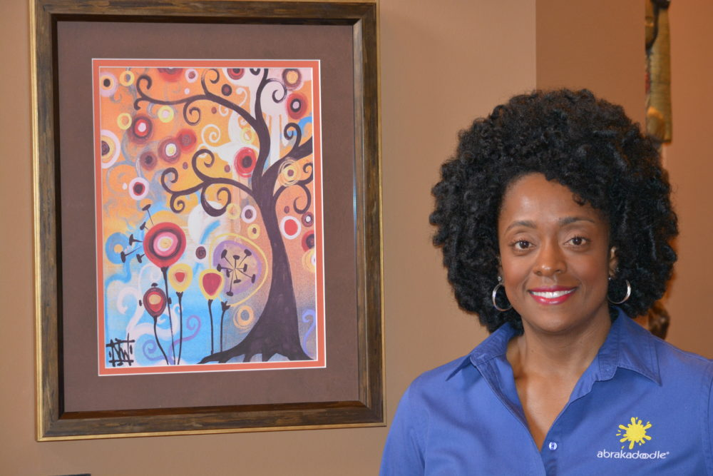 Dawna Kelly Is Making Magic With Her Children's Art Education Abrakadoodle Franchise