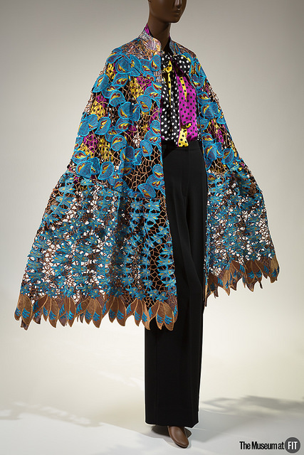 Duro Olowu, ensemble, Fall 2012. Image: The Museum at FIT