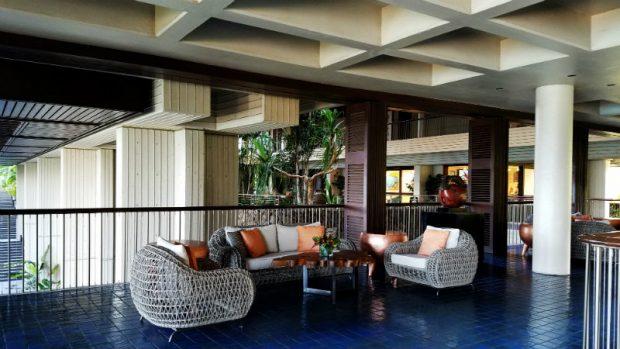 Lobby of Mauna Kea Beach Hotel