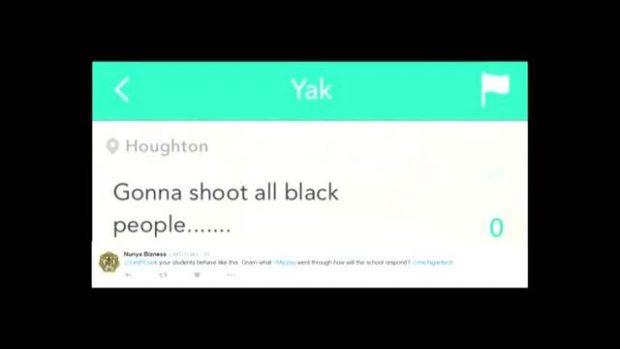 Tech Racism