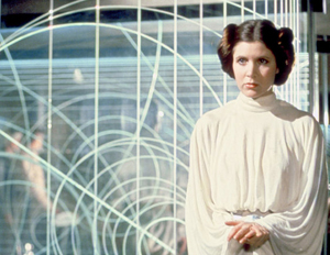 How Princess Leia Influenced This Black Woman in STEM