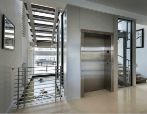 BE Luxury: Why Take Steps, When There's An Elevator At Home
