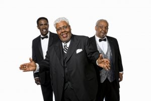 Rance Allen Group. Photo by Max Williams.
