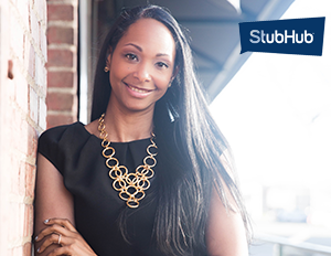 Farewell Facebook: Bärí A. Williams Joins StubHub