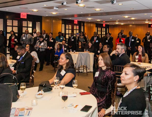 Best Companies for Diversity Reception