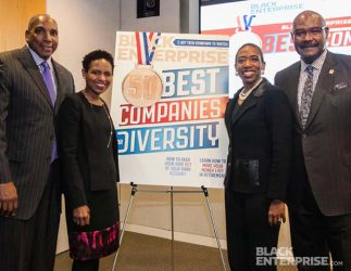 50 Best Companies for Diversity Reception [PHOTOS]