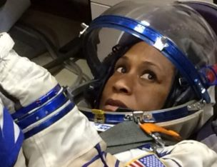 Jeanette J. Epps First Black Woman To Call NASA International Space Station Home