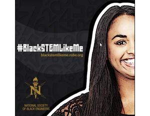 #BlackSTEMLikeMe