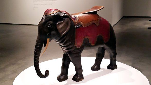 Nevada Museum of Art_elephant