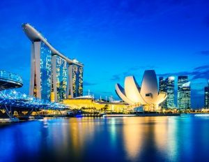 Singapore is Beating the World at Fintech