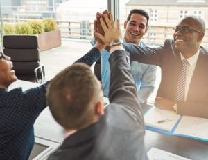 How Collaboration Makes You and Your Team Happy