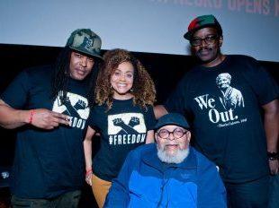 Felicia Horowitz Hosts 'I Am Not Your Negro' Screening