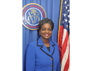First Black Woman FCC Commissioner Spills Tea on Net Neutrality and More